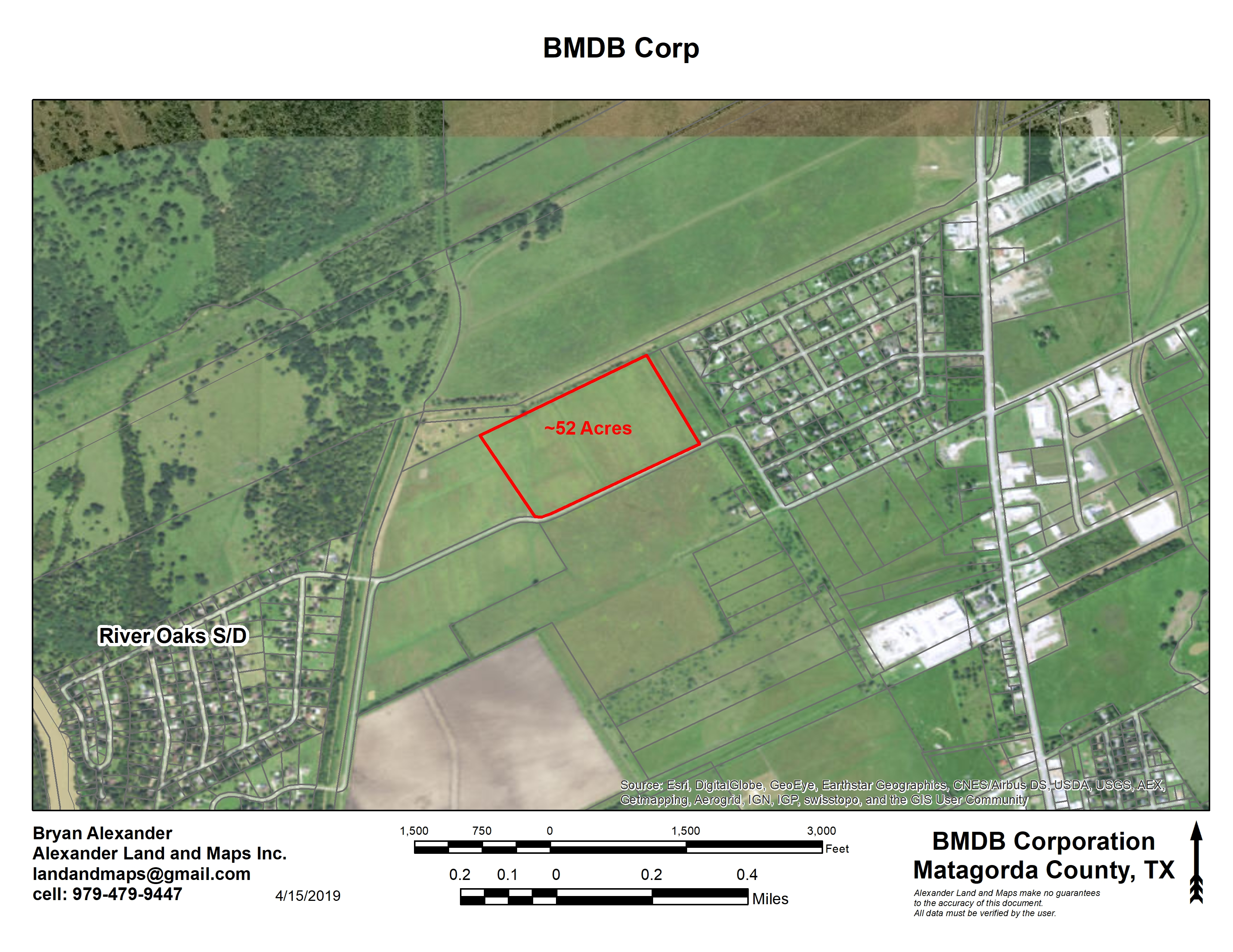 Dividable Acreage in a prime area to build.  Only $8,500 per acre