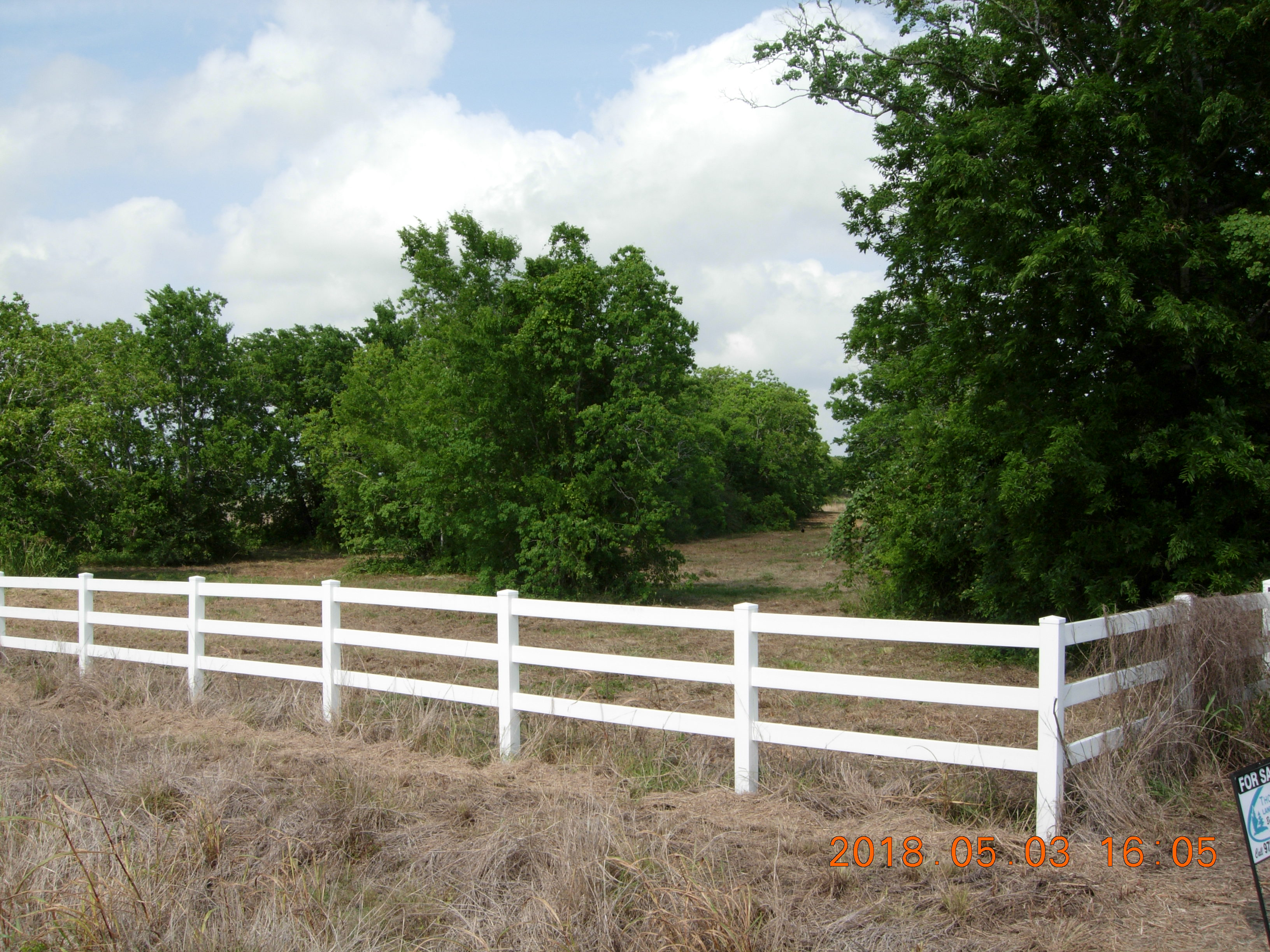 6.99 Acres on Cottonwood creek in Bay City