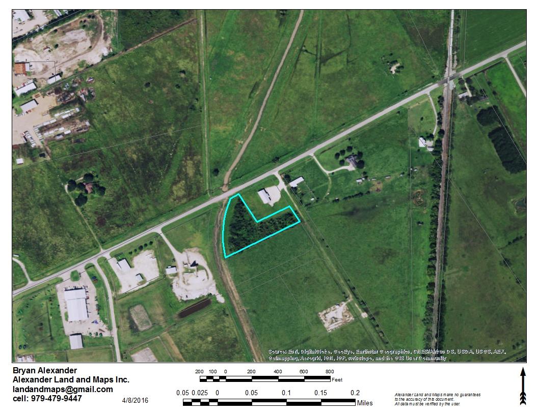 2 Acres in Bay City Industrial Park