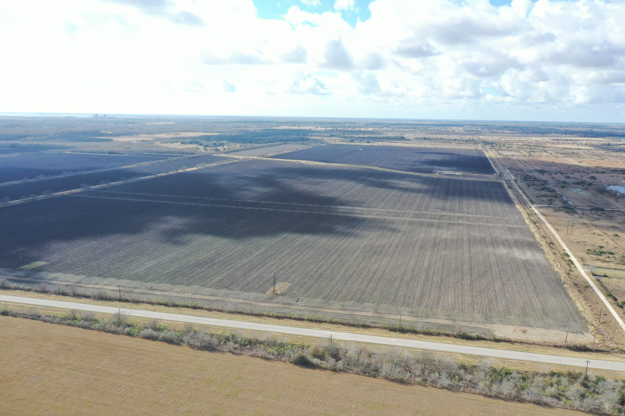 1,253 Acre Industrial Site in Matagorda County