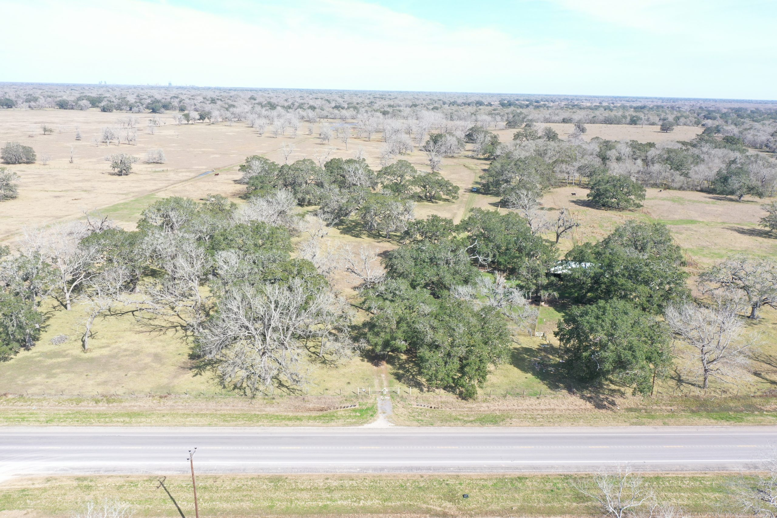 283 Acre Matagorda County Ranch