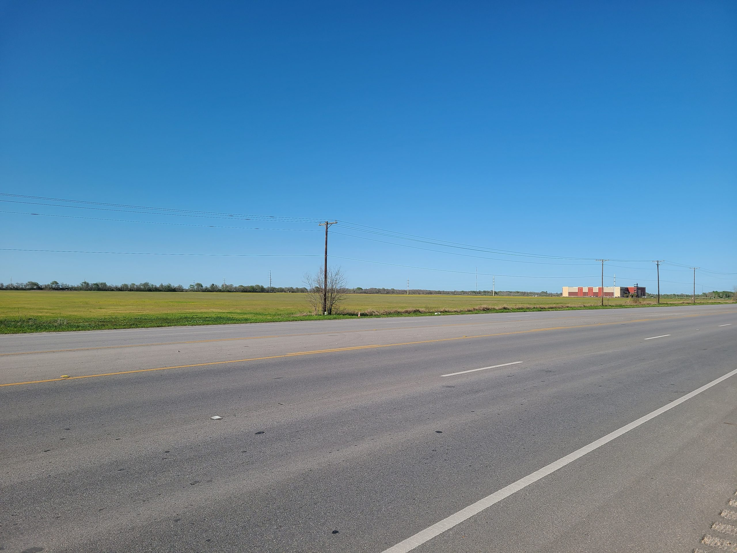 109.2 Acres – Hwy 35 – Bay City